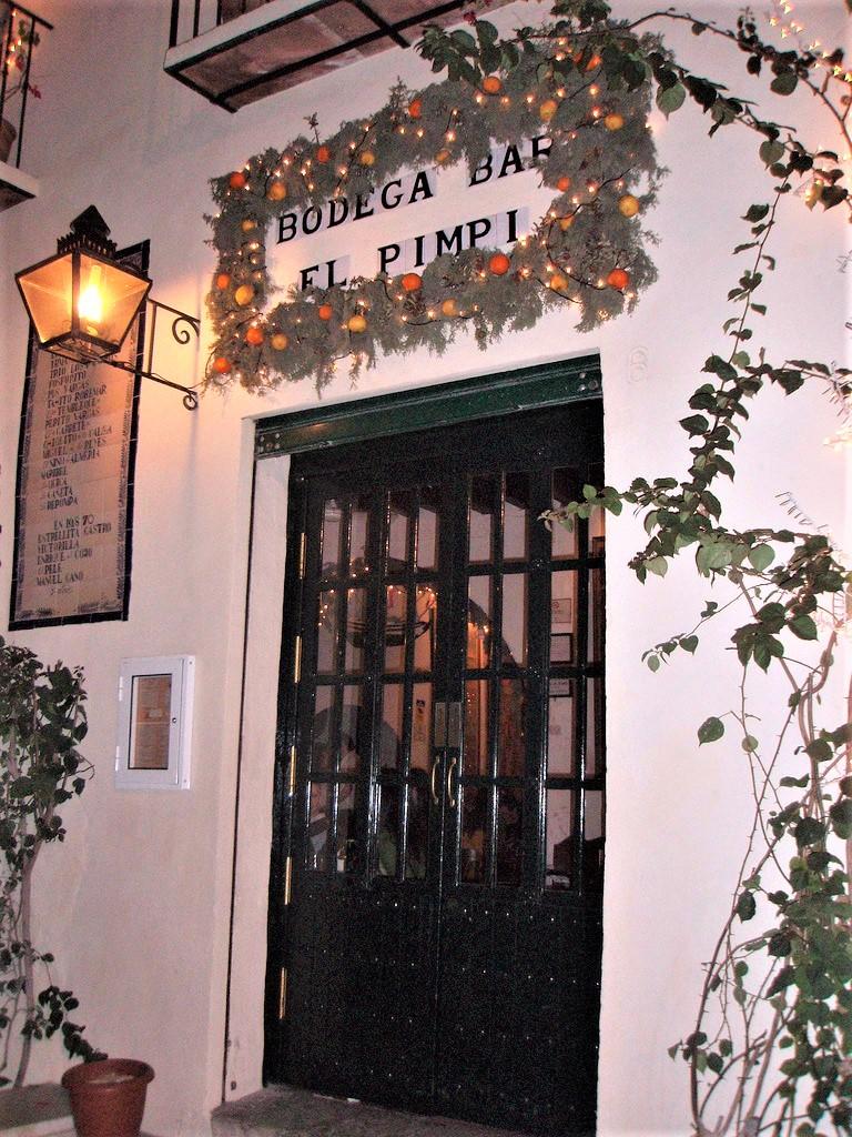 Andalucia Malaga Bodega Bar El Pimpi Spanish Hotels Ibiza