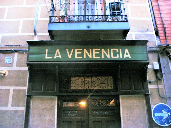 MADRID - LA VENENCIA