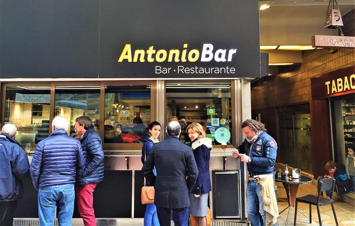 DONOSTIA-SAN SEBASTIÁN - ANTONIO BAR