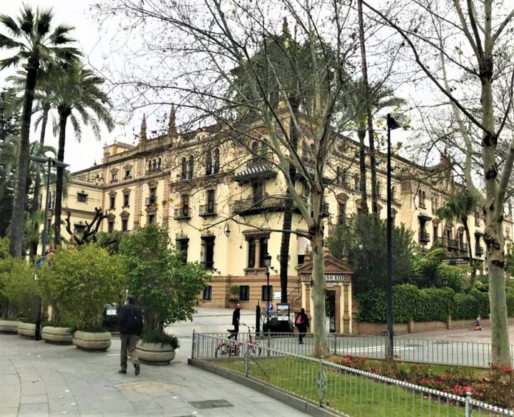 ANDALUCÍA - SEVILLA - A VISIT TO A FEW TRADITIONAL TAPAS BARS IN THE TRIANA DISTRICT