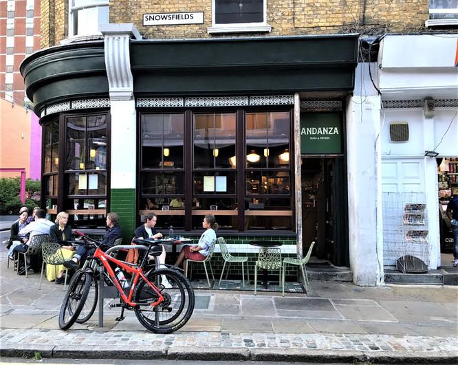 LONDON - BERMONDSEY - ANDANZA