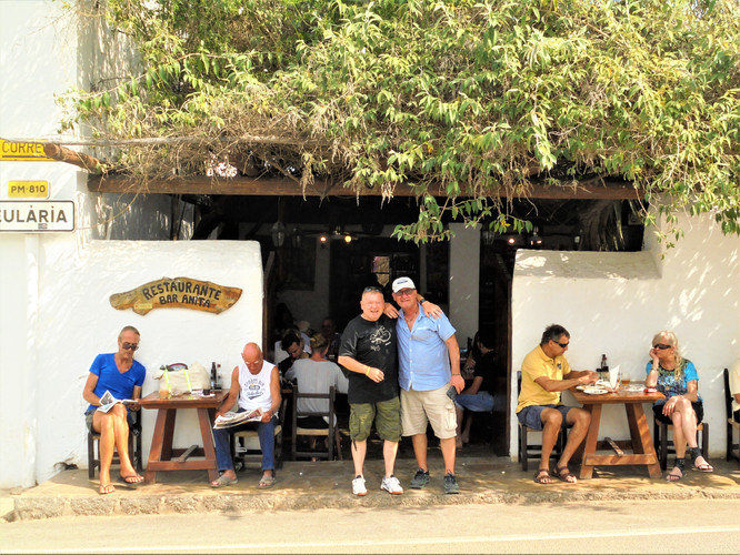 A DAY & NIGHT OF FOOD & ADVENTURE IN IBIZA WITH RENOIR GUIDES TOUR 2