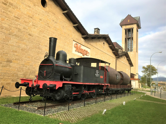 LA RIOJA - A DAY SPENT IN AND AROUND HARO