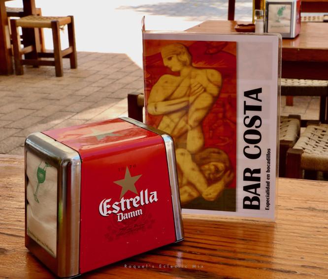 IBIZA - SANTA GERTRUDIS - BAR COSTA