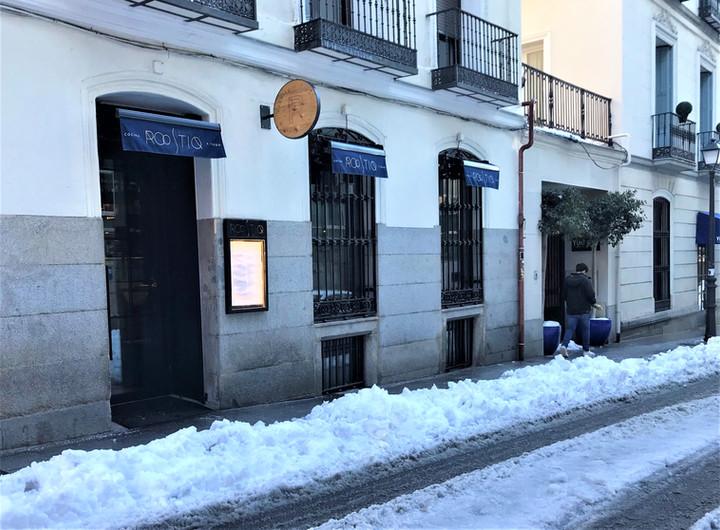 MADRID - ROOSTIQ