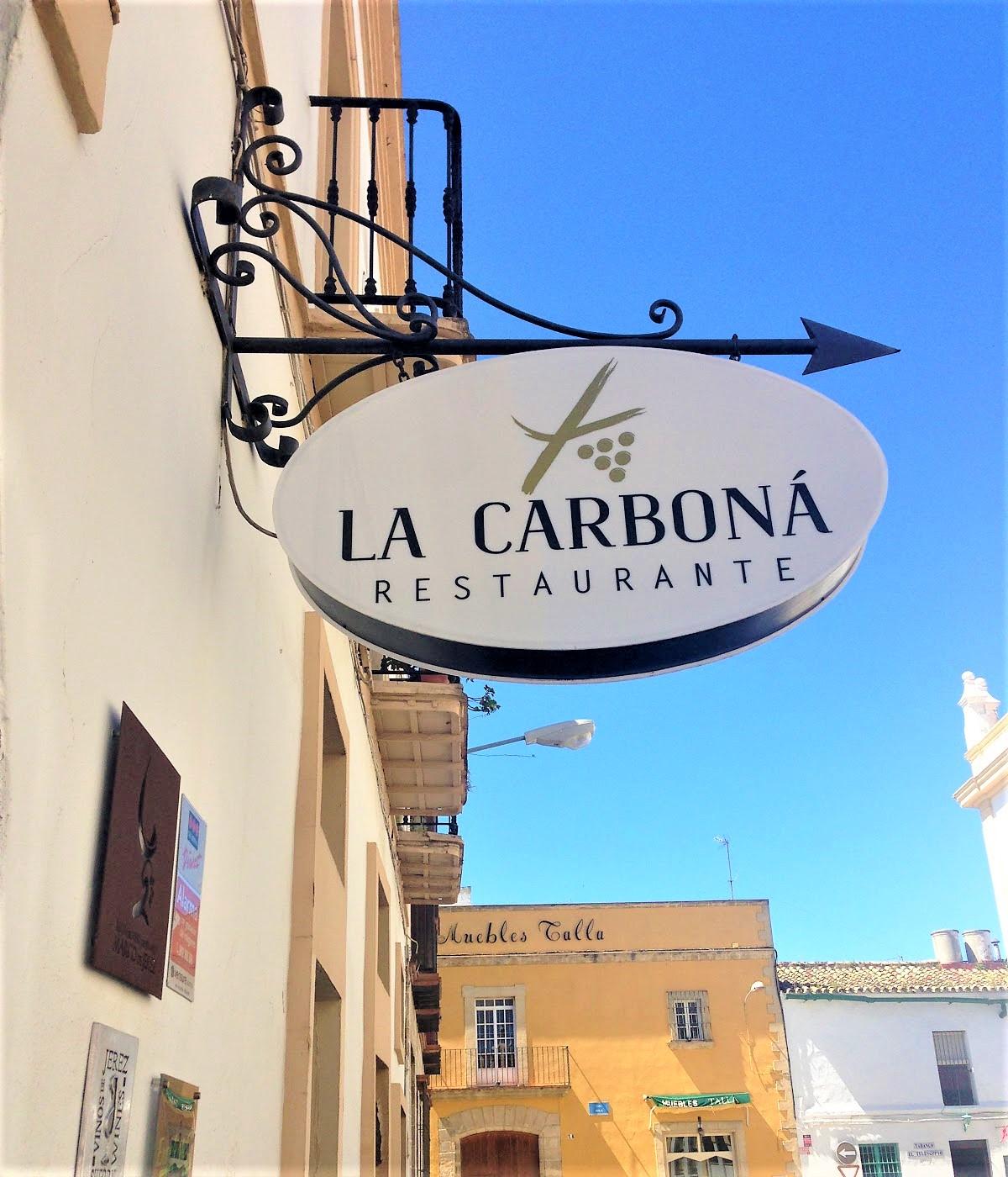 Andaluc A Jerez De La Frontera Restaurante La Carbon Renoir  # Muebles Riu Donostia