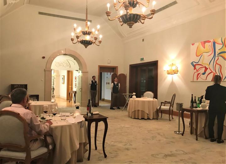PORTUGAL - ALGARVE - MONTE REI GOLF CLUB - RESTAURANTE VISTAS -