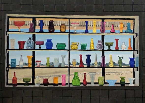 Vases | Oil