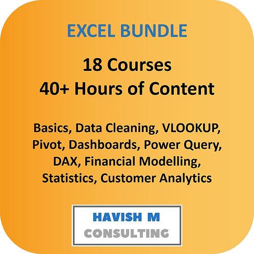 Excel Bundle