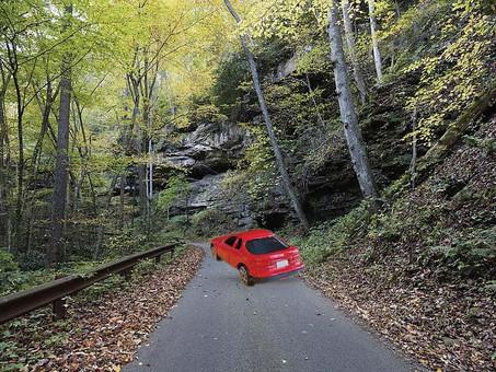The Joy of the Bumpy Road