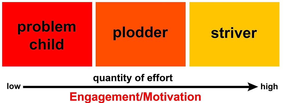 Manager The Engagement / Motivation Axis