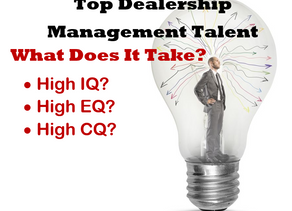 Top Dealership Management Skills
