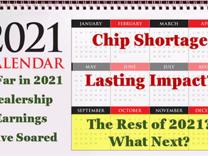 The Rest of 2021 - What Next for Auto Dealers