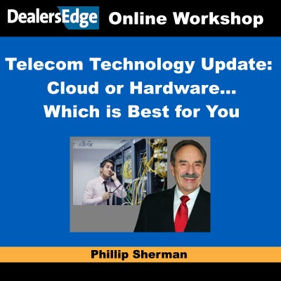 Telecom Technology Update: Cloud or Hardware…Which is Best for You