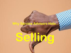 Customer Service vs. Selling Service