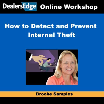 How to Detect and Prevent Internal Theft