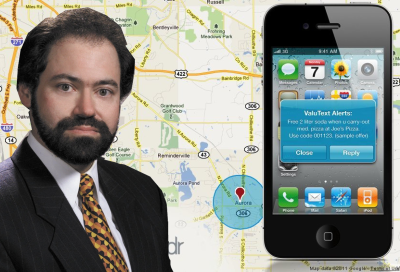 """""""Geo-fencing"""" Offers Auto Dealers Amazing Access to Cell Phones of Customers"""