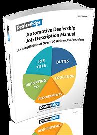 Job Descriptions for Dealership Staff