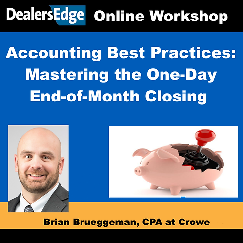 Accounting Best Practices: Mastering the One-Day End-of-Month Closing