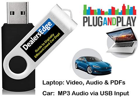 Back to Basics Learning Kit: Digitally Efficient Used Car Operation