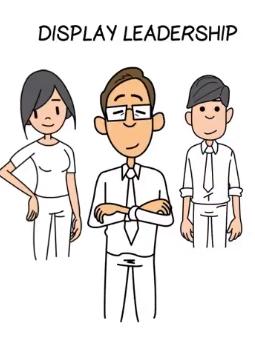 Display Leadership in the Dealership