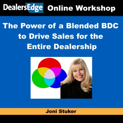 The Power of a Blended BDC to Drive Sales for the Entire Dealership