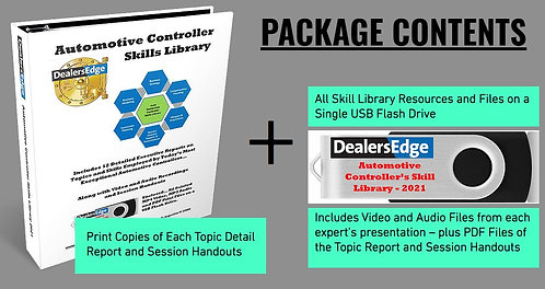 Automotive Controller Skills Library