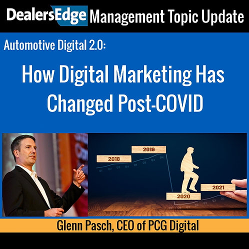 How Digital Marketing Has Changed Post-COVID