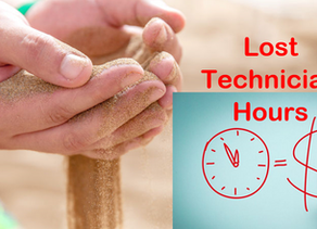 Technician Lost Time | What Service Advisors Can Do To Help