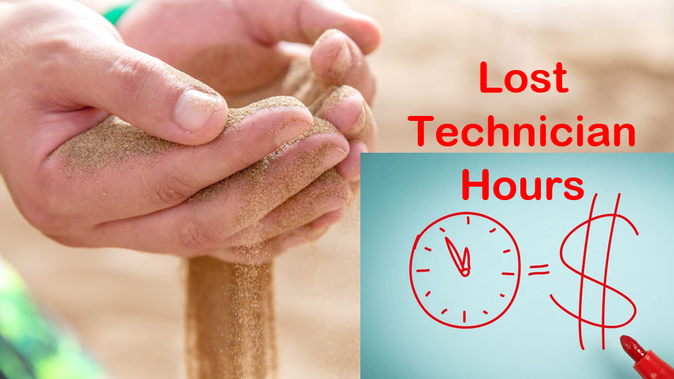 Technician Lost Time... What Service Advisors Can Do To Help
