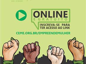 CEME lança programação do Empreende Mulher Catarinense 2020