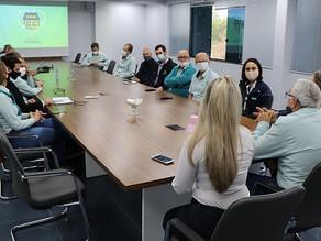 CDL e Associação Empresarial de Maravilha participa do lançamento do Projeto Coopera