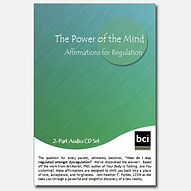 Power of the Mind: Affiramtions for Regulation Audio CD SEt