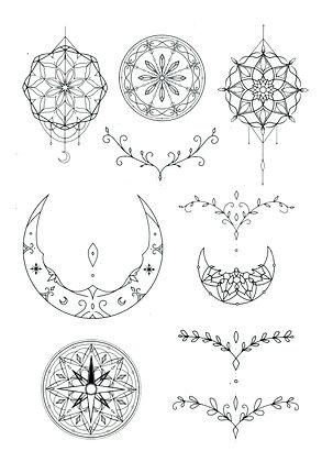 TTS #doa_tattooer A5 size