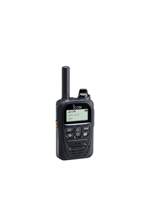 Icom IC-503H handheld push to talk over cellular PoC radio