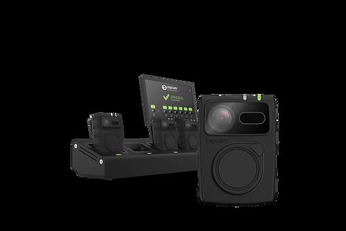 Zepcam T2+ body worn camera 4 camera starter kit
