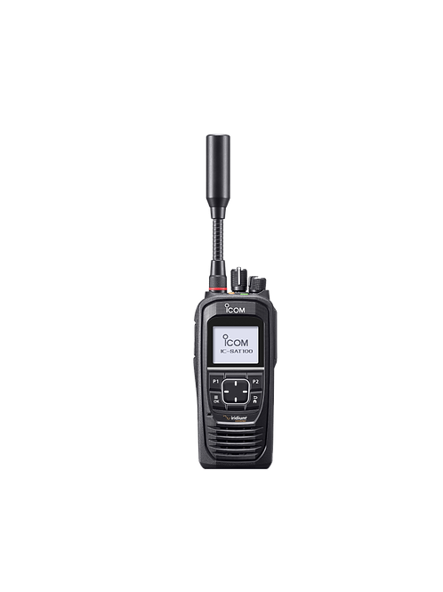 Icom ICSAT-100 satellite PTT radio
