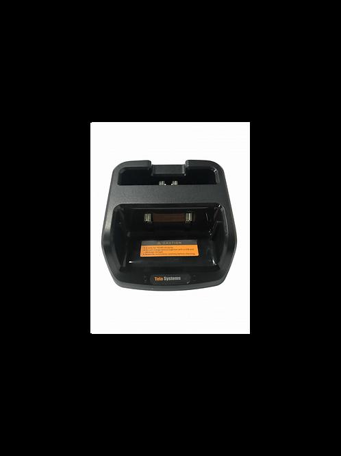 Telo TE590 handheld push to talk radio single desktop charger