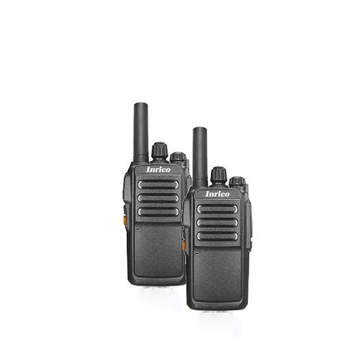 Inrico T526 twin bundle with G6PTT included PoC handheld radio