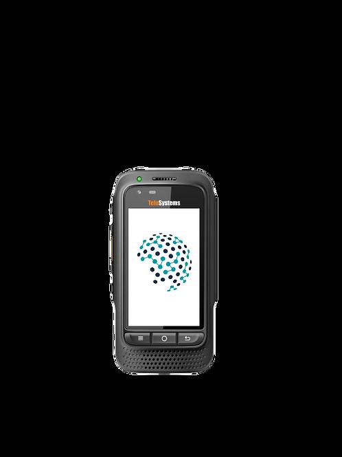 Telo TE580P POC handheld radio push to talk over cellular (PTT) android tassta g6 global