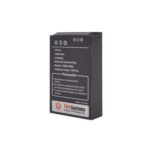 TE390/580/580Plus Replacement Battery