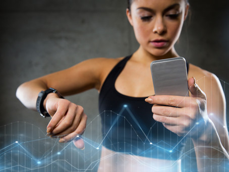 How did Fitness Trackers end the year?