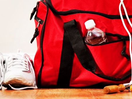 10 Essentials to Have in a Gym Bag