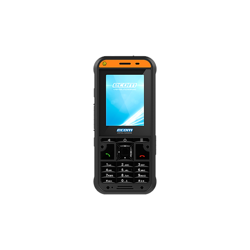 ecom ex handy 10 atex intrinsically safe atex handheld android front