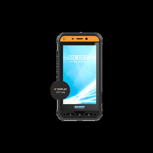 Smart-Ex 02 DZ2 Handheld android PoC radio push to talk over celular (PTT) G6 Global