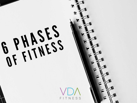 6 Phases of Fitness