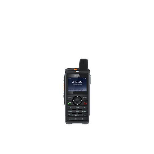 Hytera PNC380 Pro LTE Push to talk over cellular PoC Handheld Radio with keypad