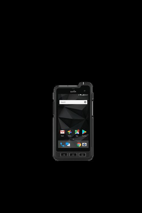 Sonim XP8 front view handheld POC radio android tassta smart phone PTT