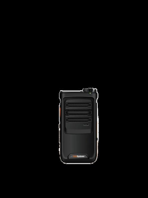 TELO TE390 Android Tassta Front view of PTT over cellular handheld radio
