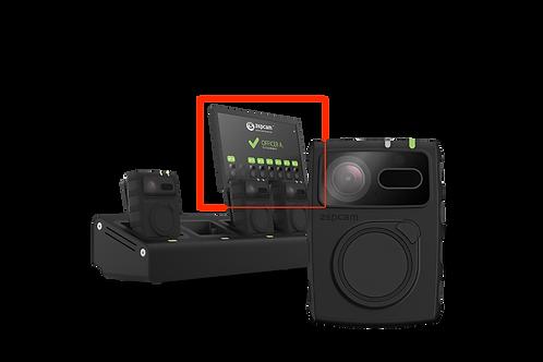 Zepcam T2+ body worn camera monitor